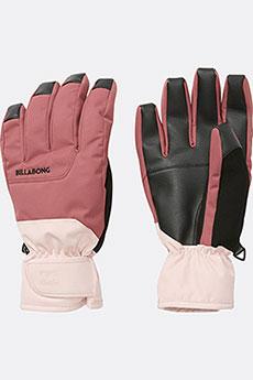 Перчатки сноубордические Billabong Kera Women Gloves Crushd Berry