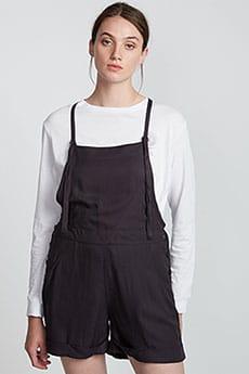 Комбинезон женский Element Rose Overall Off Black