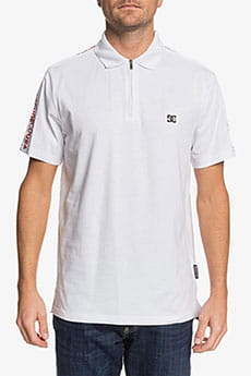 Поло DC Shoes Herlong Pol M White