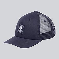 Бейсболка с сеткой Element Icon Mesh Cap Dark Navy