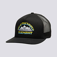 Бейсболка с сеткой Element Rift Trucker Cap Flint Black