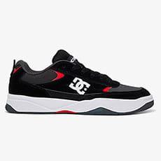 Кроссовки DC Shoes Penza M Shoe Grey/Black/Red