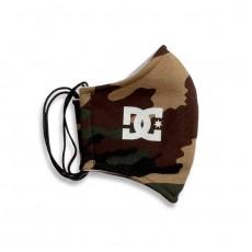Маска для лица мужская с логотипом DC