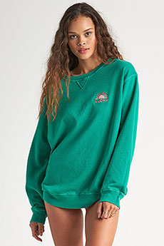 Свитшот женский Billabong Surf Vibe Emerald Bay