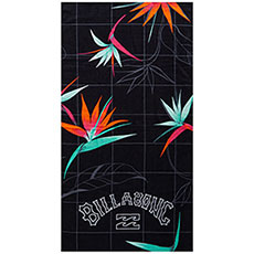 Полотенце Billabong Waves Towel Black