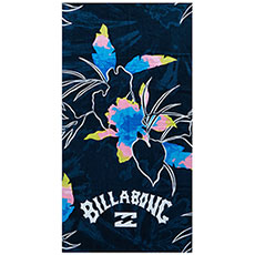 Полотенце Billabong Waves Towel Navy