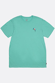 Футболка Billabong Paradise Bird Tee Ss Light Aqua