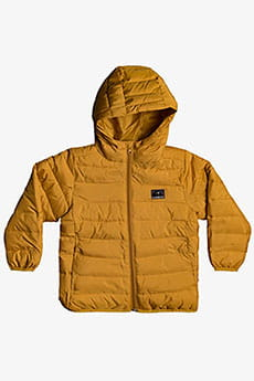 Куртка детская QUIKSILVER Scalyboy K Jckt Ylv0 Honey
