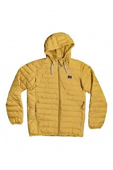 Куртка QUIKSILVER Scalyhood M Jckt Ylv0 Honey