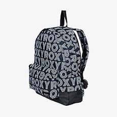Рюкзак женский Roxy Sgr Bb Prt J Bkpk Xkkw Anthracite Calif Dre