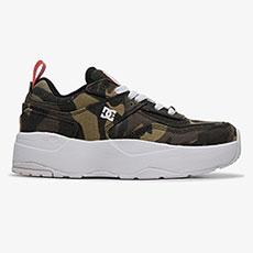 Кроссовки женские DC Shoes E.trbkaplt Txse Camo