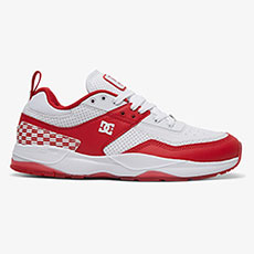 Кроссовки DC Shoes E.tribeka Le Red/White