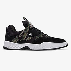 Кроссовки DC Shoes Kalis Se Black Camo