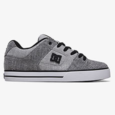 Кеды DC Shoes Pure Tx Se Grey/White/Grey