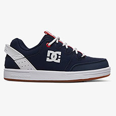 Кеды детские DC Shoes Syntax Navy/Red