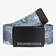 Ремень DC Shoes Blts Frost Chip Camo