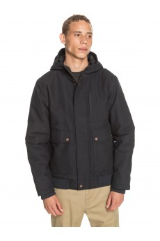 Куртка QUIKSILVER Brooks Black
