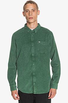 Джинсовая рубашка QUIKSILVER Smoketrail Greener Pastures