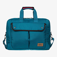 Сумка QUIKSILVER New Carrier Blue Coral