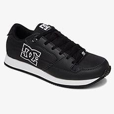 Кроссовки женские DC Shoes Alias J Black/White