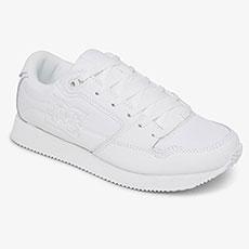 Кроссовки женские DC Shoes Alias White/White