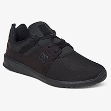 Кроссовки DC Shoes Heathrow Black/Black/Black