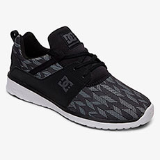 Кроссовки DC Shoes Heathrow Tx Heathered Battleship
