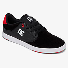 Кеды DC Shoes Plaza Tc Black/Red