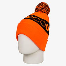 Шапка DC Shoes Chester Beanie Shocking Orange