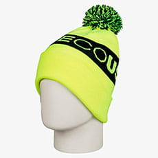 Шапка DC Shoes Chester Beanie Safety Yellow