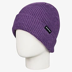 Шапка DC Shoes Hazy Beanie Grape
