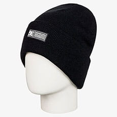 Шапка детская DC Shoes Labelythbeanie Black