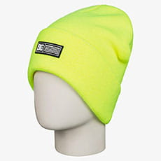 Шапка детская DC Shoes Labelythbeanie Hdwr Safety Yellow