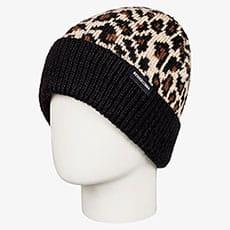Шапка женская DC Shoes Motif Beanie Leopard Fade