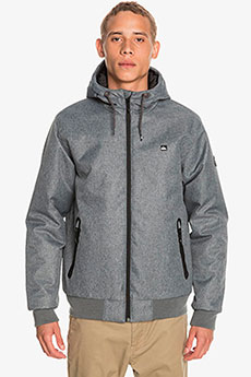 Куртка QUIKSILVER Brooks5k Grey Heather