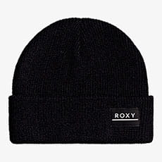 Шапка женская Roxy Island Fox Anthracite