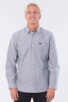 Рубашка Rip Curl Otis Shirt Dark Grey