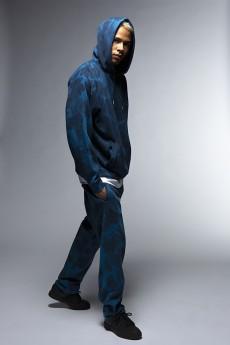 Толстовка DC Shoes Howe Ph Brm6 Blue Sapphire