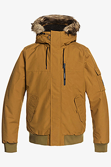 Куртка QUIKSILVER Arris Dull Gold