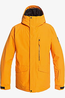 Куртка сноубордическая QUIKSILVER Mission Soli Flame Orange