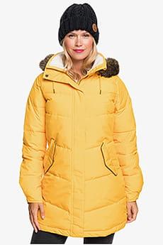 Куртка женская Roxy Ellie Golden Rod