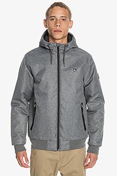 Куртка QUIKSILVER Brooks5k Grey Heather