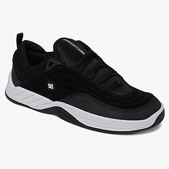 Кроссовки DC Shoes Willimas Black/White