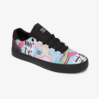 Кеды DC Shoes Hyde Evan Black Multi