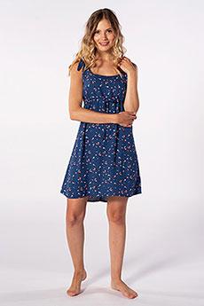 Платье Rip Curl Beach Nomadic Sun Dress Pacific Blue