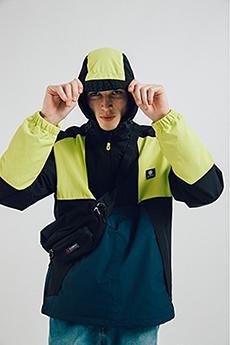 Куртка Element Koto Pop Eclipse Navy