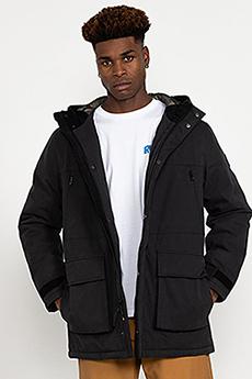 Куртка Rvca Patrol Parka 2 Black