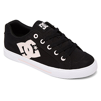 Кеды женские DC Shoes Chelsea Black/Pink