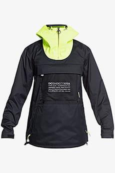 Куртка сноубордическая DC Shoes Asap Anorak Black