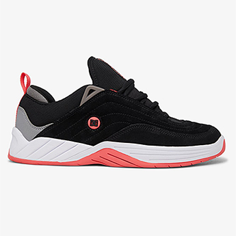 Кроссовки DC Shoes Williams Slim Black/Hot Pink